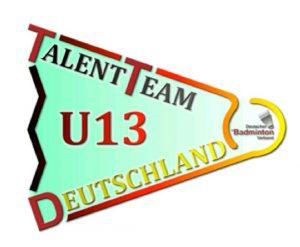 Nominierung für das Talentteam Deutschland U13 der Saison 2020