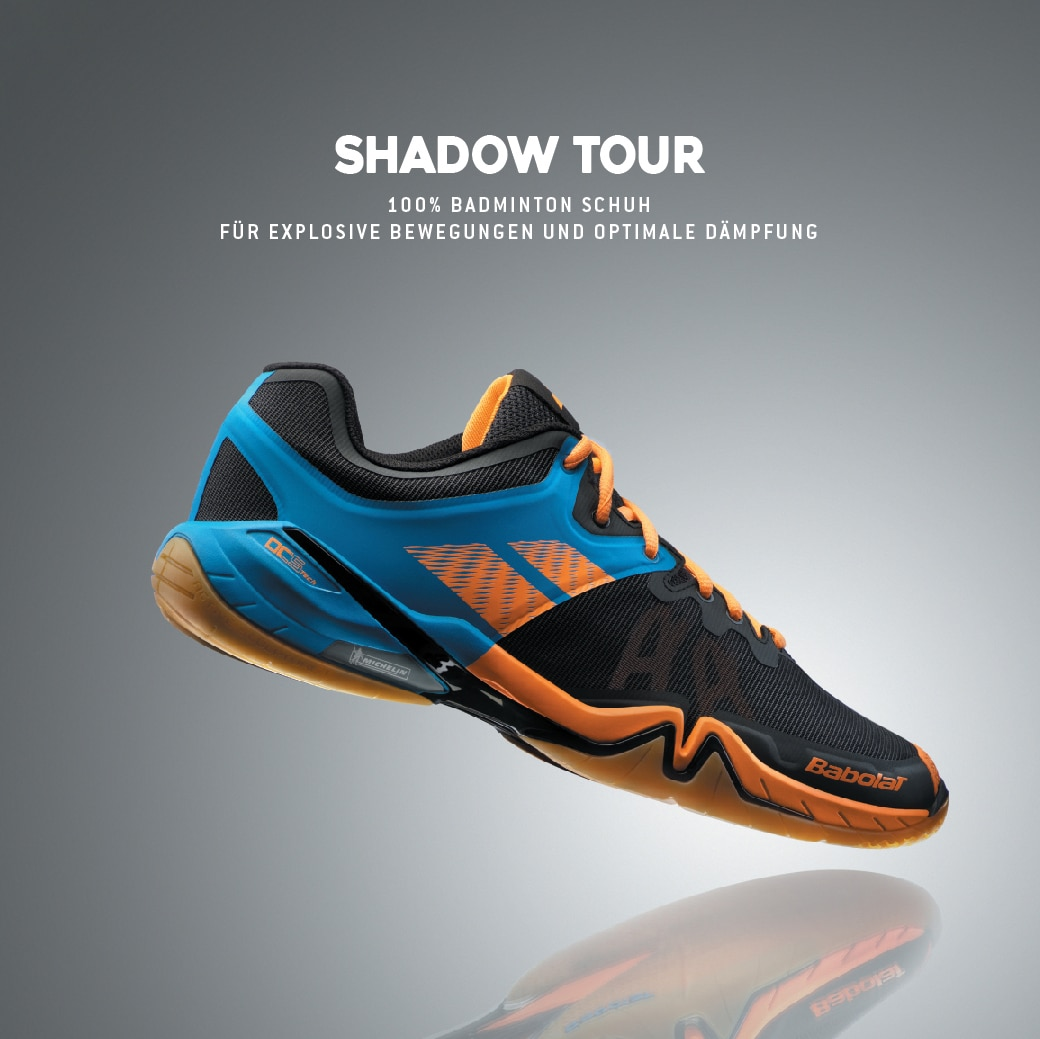 Teaser Babolat Shadow Tour