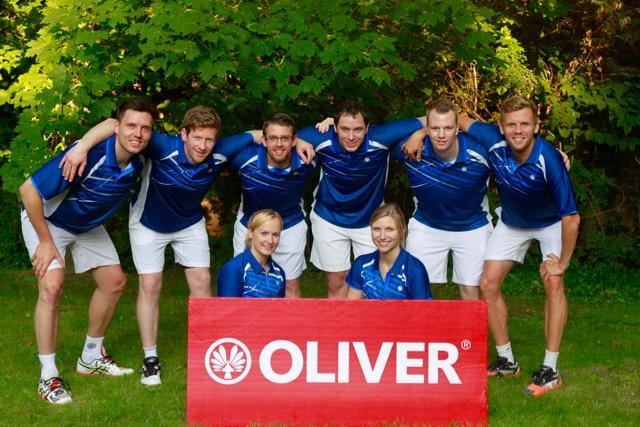 Teamfoto der SG EBT Berlin