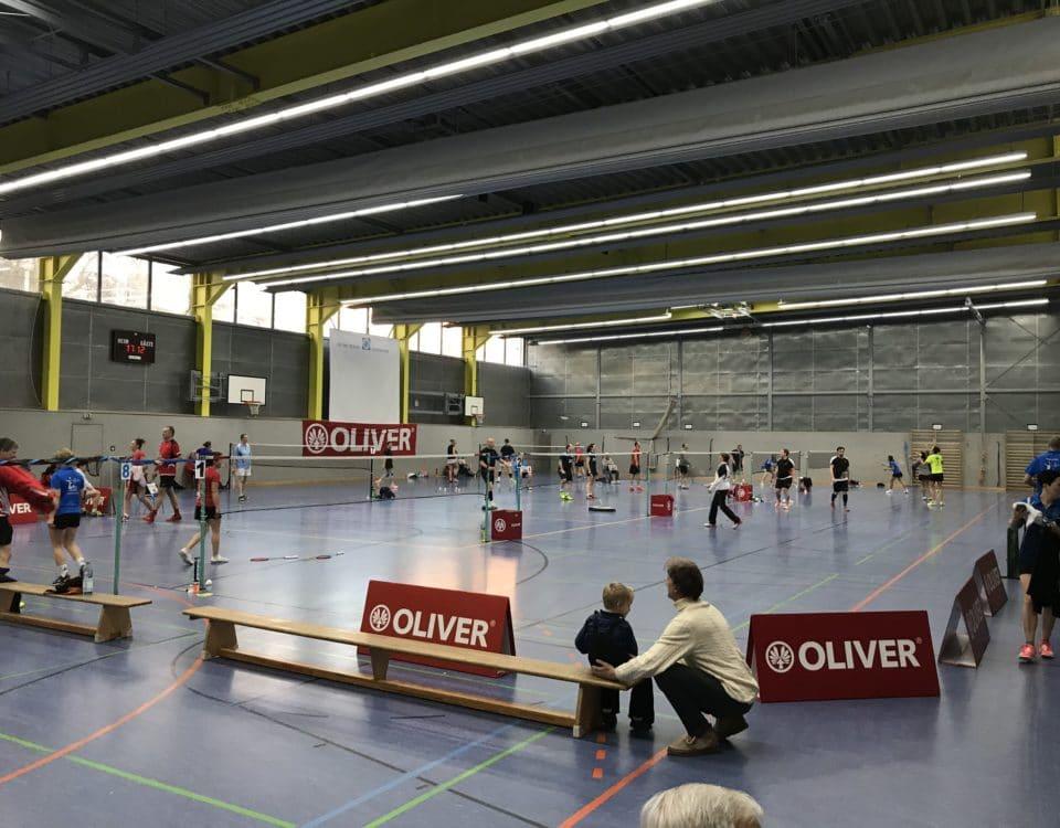 Ein Überblick beim O35 Turnier