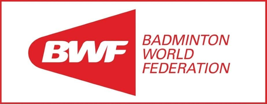 Logo der Badminton World Federation (BWF)