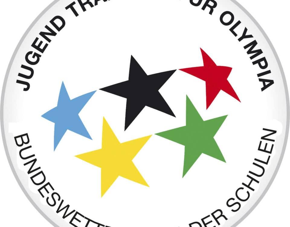 Logo für 'Jugend trainiert für Olympia'