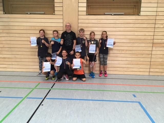 Meldung aus dem Schulsport - Jugend trainiert für Olympia Berliner Landesfinale WK IV