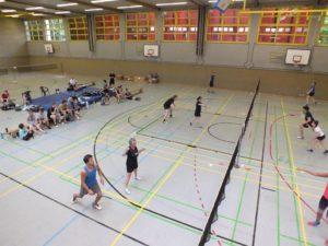 Bericht vom 2. VfB Hermsdorf-Doppelcup