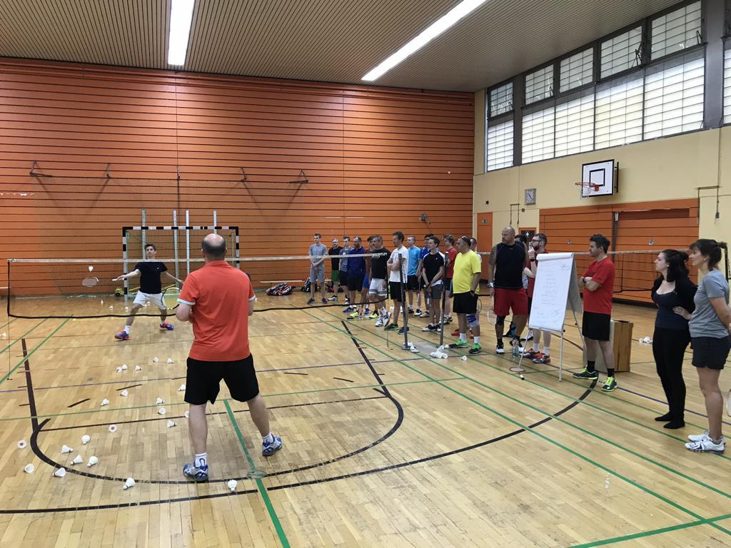 Traineraus- und Fortbildung mit Holger Hasse