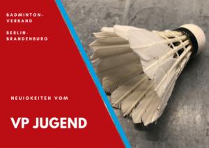 Informationsveranstaltung zu den Jugendturnieren ab dem 01.01.2020