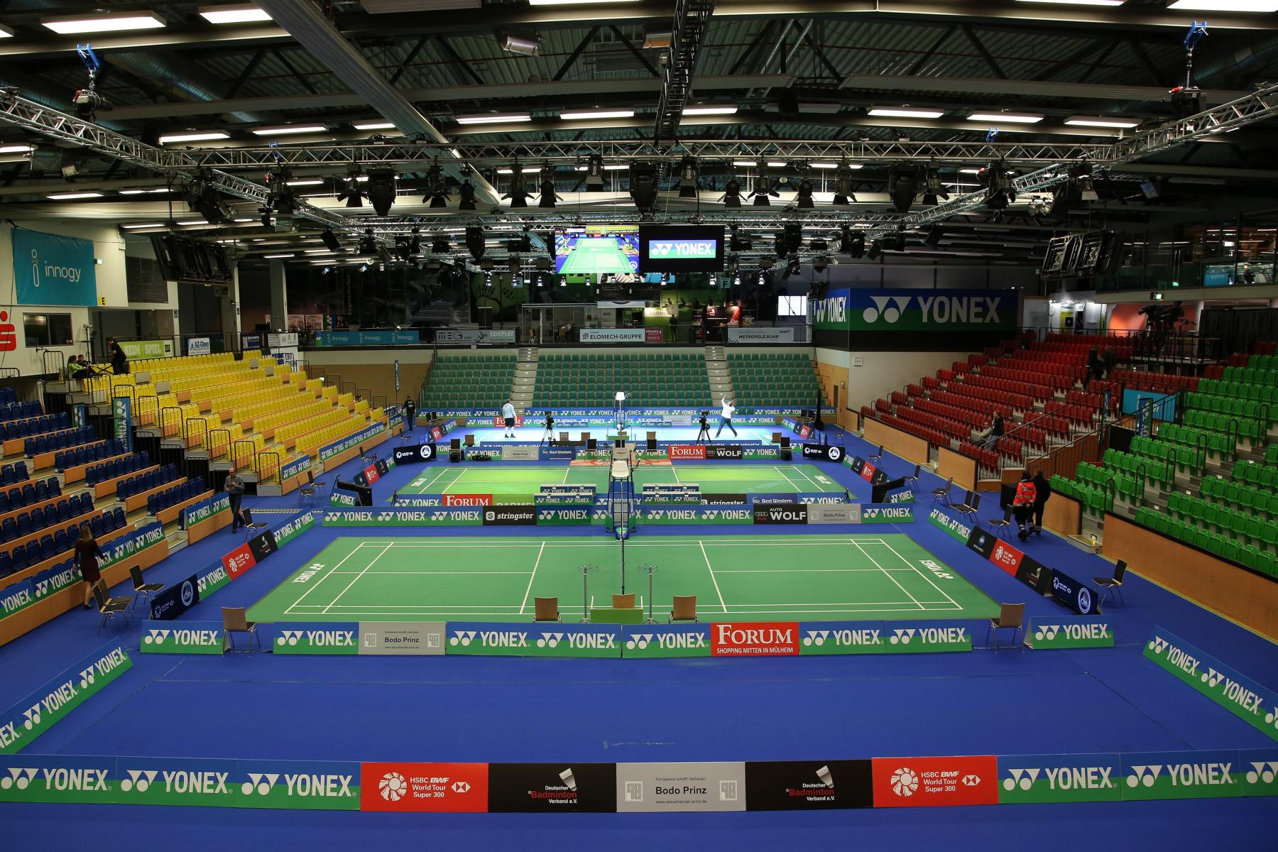 Badminton-Nationalmannschaft: EM-Qualifikation in DESSAU