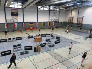 DBV A-Rangliste U15 in Schwarzenbek