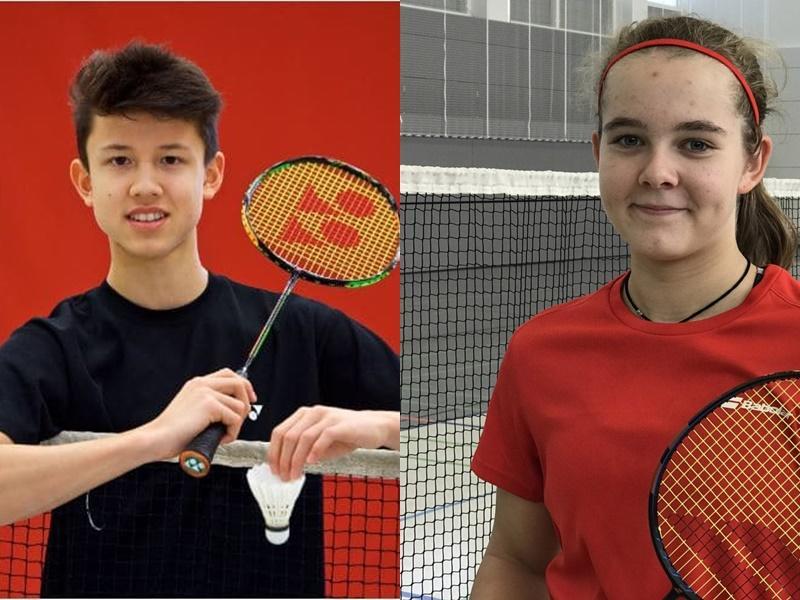 Schöne Ostern für Kian und Michi beim BEC U17-Turnier in Antwerpen