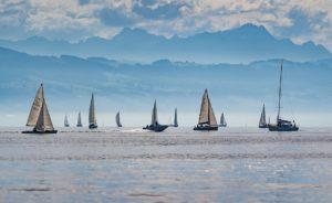 Erfolgreiches Wochenende am Bodensee