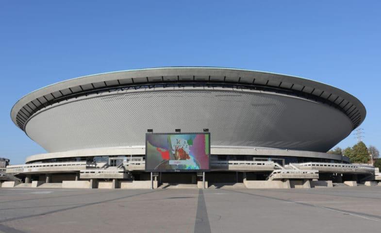Spodek Arena in Katowice (Polen) - Foto: https://en.wikipedia.org/wiki/Spodek