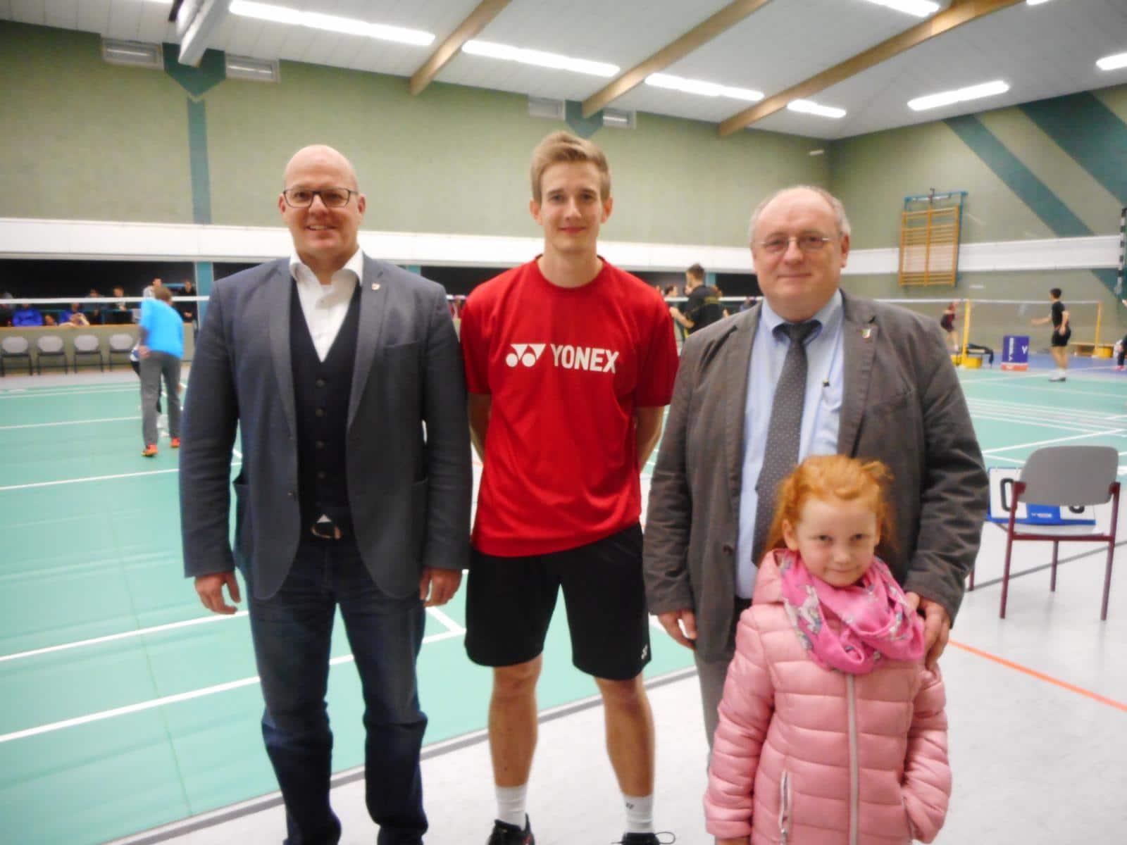 Deutschlands Badminton-Elite trifft sich nach 2018 auch in diesem Jahr wieder in Baruth/Mark!