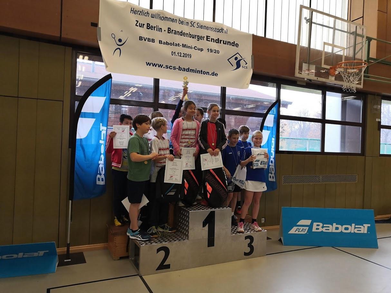 Ein Nachbericht zum Babolat Mini Cup 2019