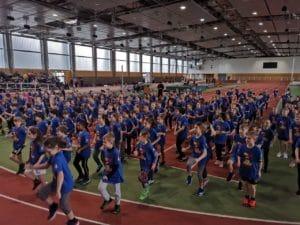 Talentiade 2020 in Potsdam – der BC Potsdam war dabei