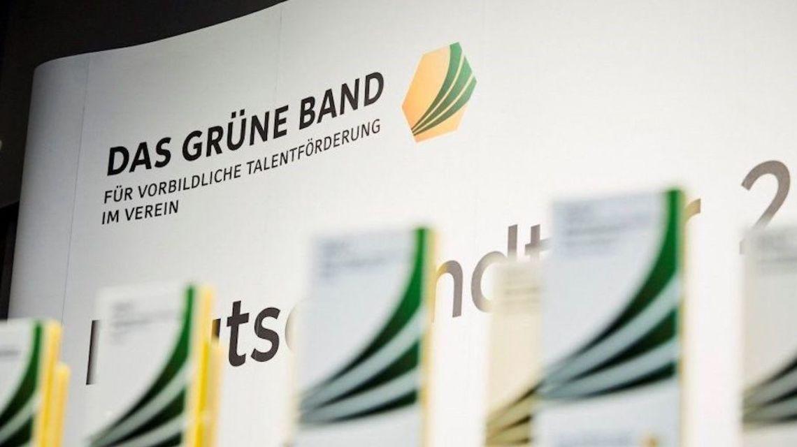 """Bewerbungsstart für das """"Grüne Band"""" 2021"""